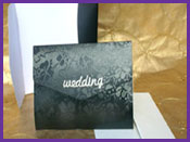 Wedding Stationery London, London Wedding stationers create wedding invitations and other stationery