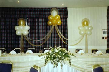 Wedding Balloon Suppliers in London
