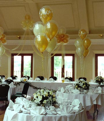 London Wedding Balloons, Professional Balloon suppliers for London Weddings
