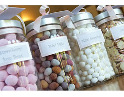 London Wedding Favours