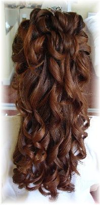 London Wedding Hair