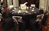 Wedding Table Covers London