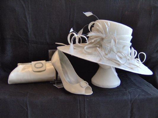 Wedding accessories by London hat company