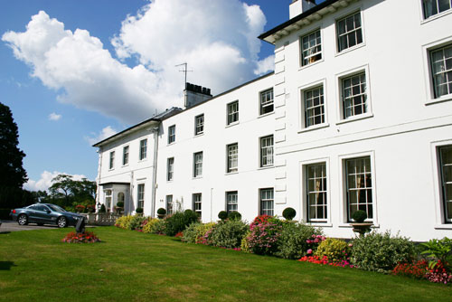 West Lodge Park Hotel quality four star wedding venue north London
